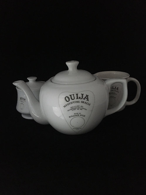 Ouija Tea Service Set