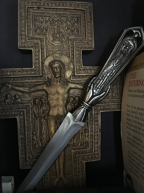 Unique Religious Knife