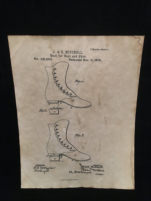 Heel Boot Patent Archive