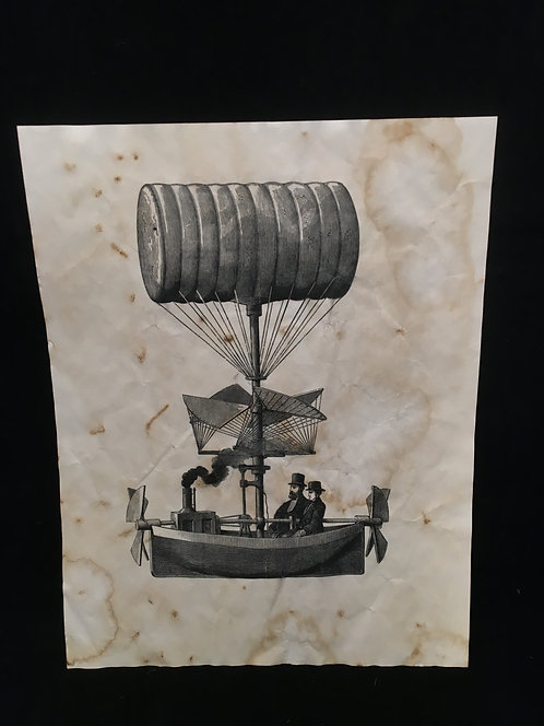 Flying Contraption Archive