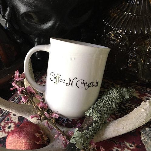Coffee N Crystals Cup