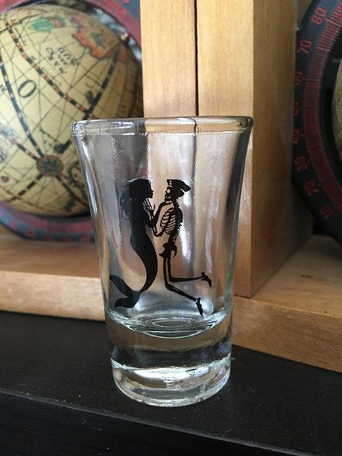 Siren Shot Glass 2pc.