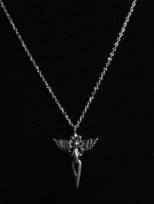 Wing Blade Necklace