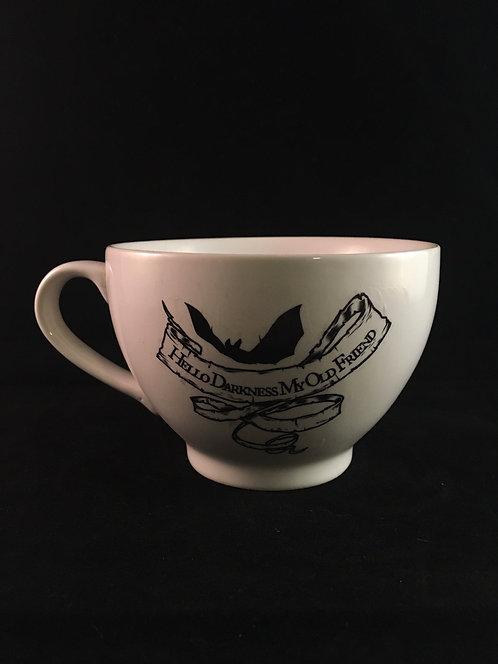 Hello Darkness Bat Cup