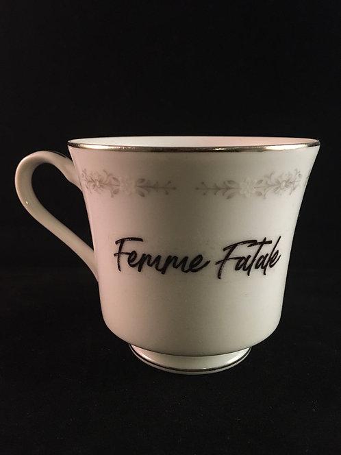Femme Fatale Tea Cup