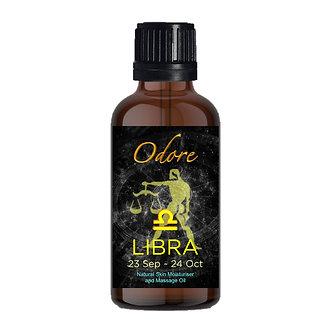 50ml Moisturiser / Massage Oil - LIBRA