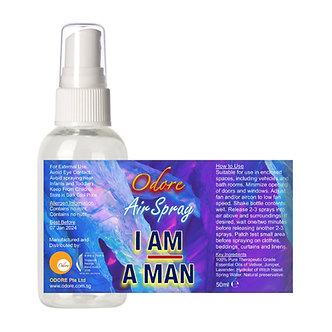 50ml Air Spray I AM A MAN