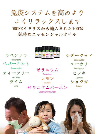 A4 Advert (日语) ... Odore EO (Respiration