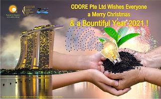 Odore - 2020 Christmas & 2021 New Year 2