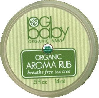 Aroma Rub 0.5 oz TEA TREE