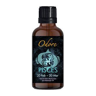 50ml Moisturiser / Massage Oil - PISCES