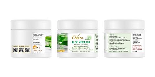 250g Aloe Vera Gel (Organic)