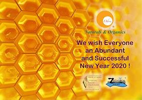 Odore - 2020 New Year Greetings 28% ...