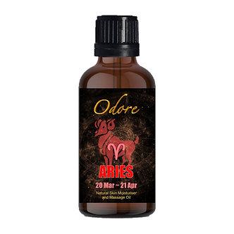 50ml Moisturiser / Massage Oil - Zodiac ARIES