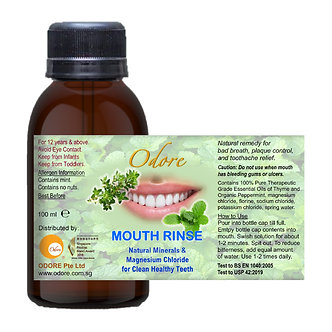 ODORE 100ml Mouth Rinse