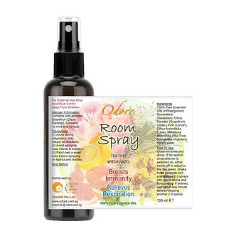 ODORE Room Spray (Immunity & Respiration) 100ml