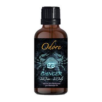 50ml Moisturiser / Massage Oil - CANCER