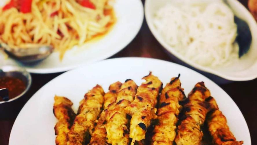 Thai Hot!