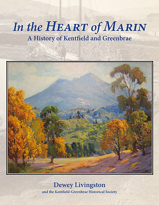 In the Heart of Marin, hardcover