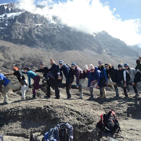 Kilimanjaro Lemosho (CO-ED)