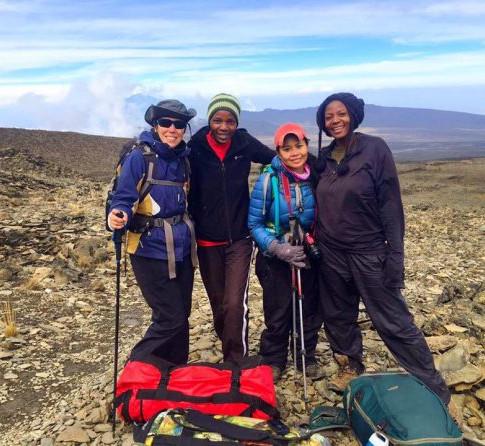 Kilimanjaro All Women Climb