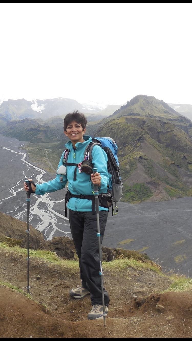 Manjula Raghavendra