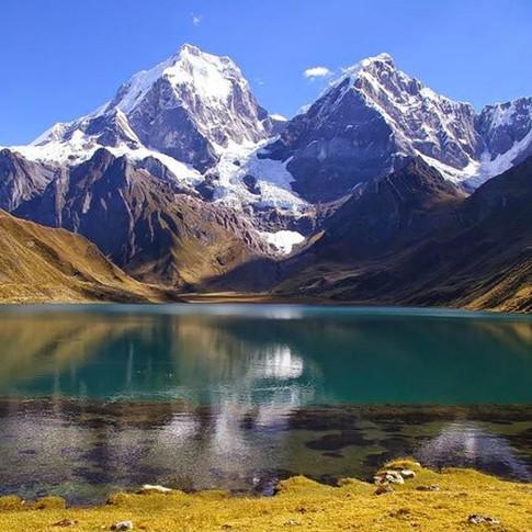 Huayhuash Trek (Cordillera Blanca)