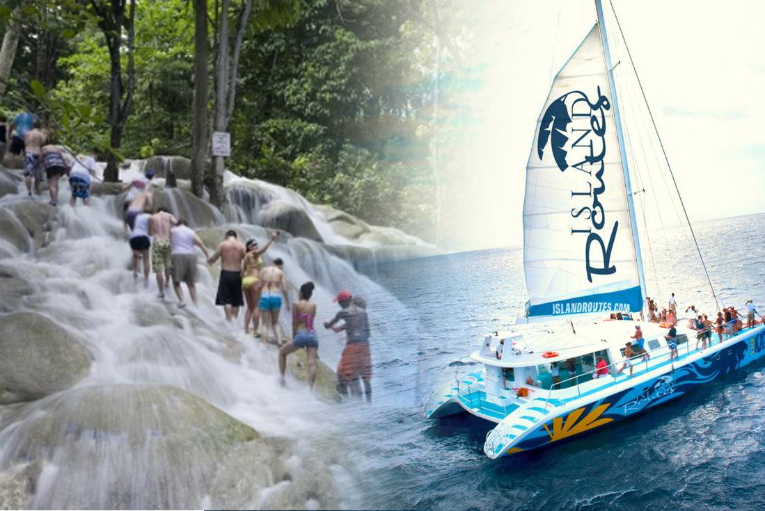 Dunns River Catamaran Cruise