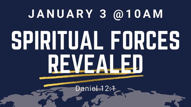 Spiritual Forces Revealed