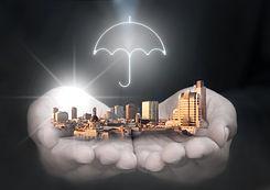 Business financial insurance umbrella pr