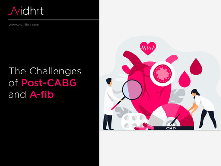 The Challenges of Post-CABG and A-fib