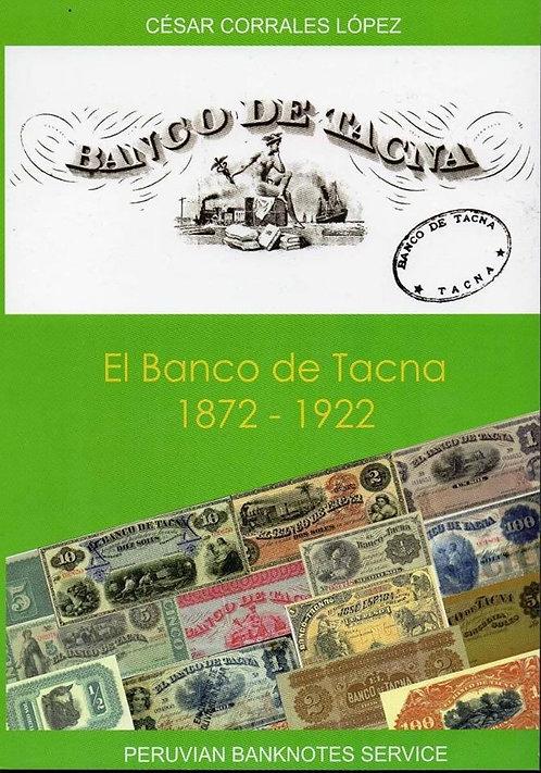 LIBRO - El Banco de Tacna 1872 -1922