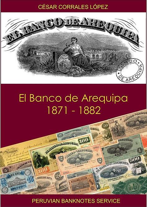 LIBRO - El Banco de Arequipa 1871 -1884