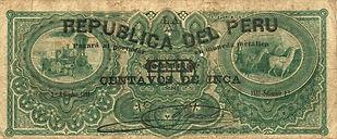 13 100 Cent de Inca RepdPeru Provisional