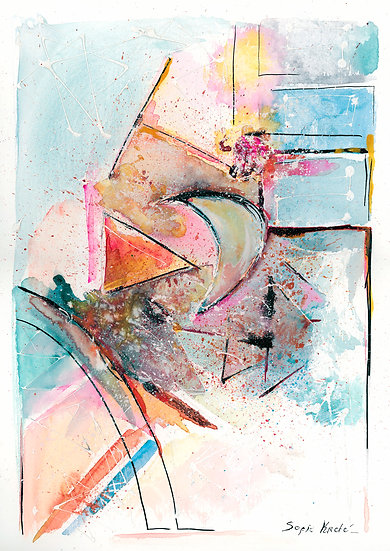 Fine art print 'Spring Nights'