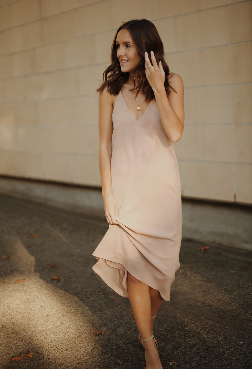 5 WAYS TO STYLE A BRIDESMAID DRESS