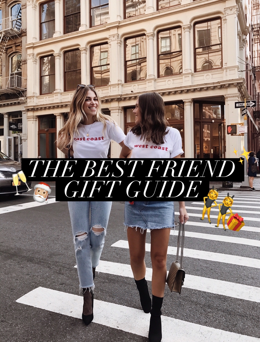 THE BEST FRIEND GIFT GUIDE