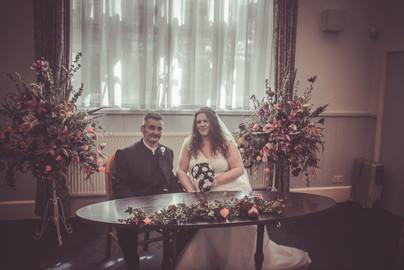 Lee & Michelle Wedding Day