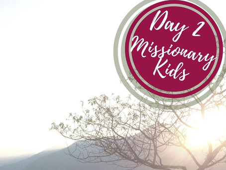 Seven Ways in Seven Days – Praying Practically for Missionaries :: MKs