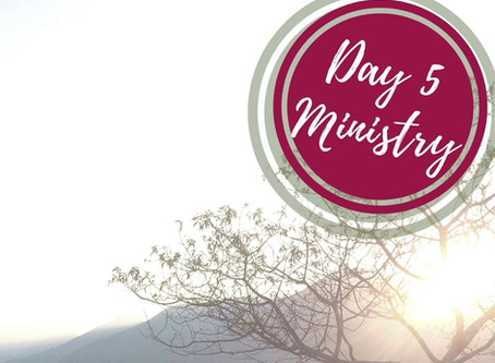 Seven Ways in Seven Days – Practical Prayers for Missionaries :: Their Ministry