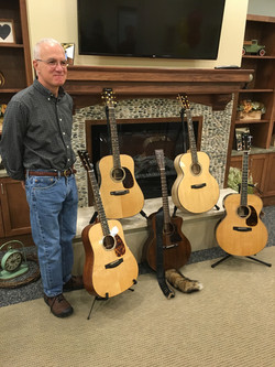 Me and some guitars