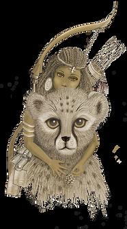 A Cheetah Fae