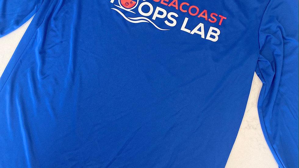 Seacoast Hoops Lab Long Sleeve Shirt