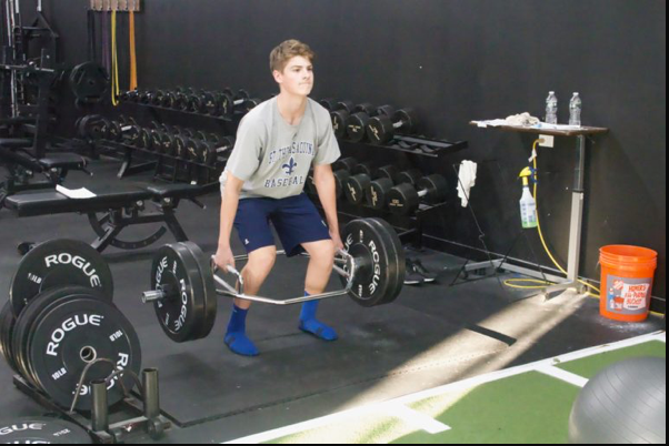 Strength & Conditioning MS