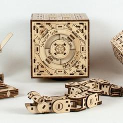 NKD Puzzle Box