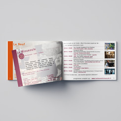 Brochure L'Invit' #1 - 2014