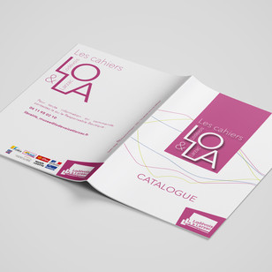 Catalogue Cahier LOLA - 2019