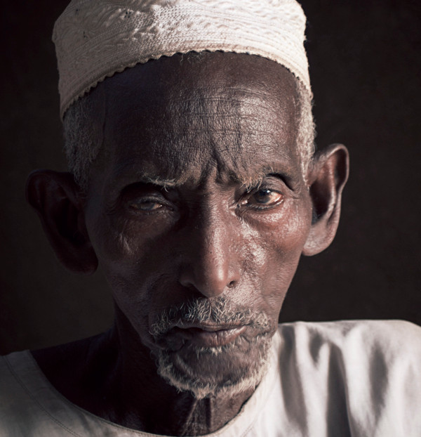 Chef de Sadja Dogon (Mali)