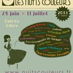 Festival Les Nuits Couleurs