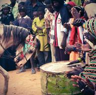La danse des chevaux